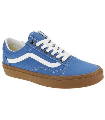 topánky Vans Old Skool - Gum/Mediterranian Blue/True White