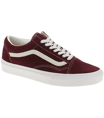 shoes Vans Old Skool - Suede/Port Royale