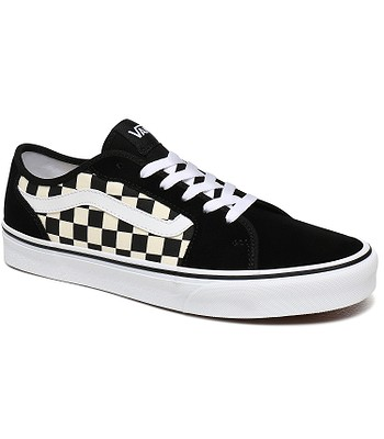 Schuhe Vans Filmore Decon - Checkerboard/Black/White - men´s