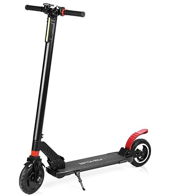 electric scooter Spokey Quest - K926738/Black