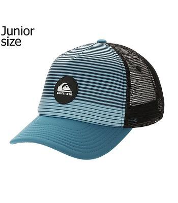 dziecięca czapka z daszkiem Quiksilver Tijuana Trucker Youth - BNZ0/Caribbean Sea