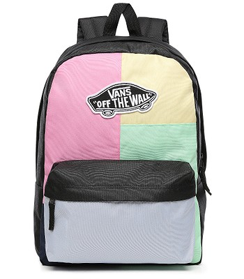 backpack Vans Realm - Checkwork - women´s