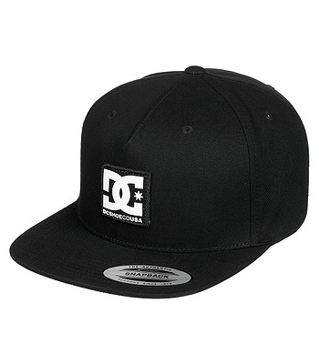 cap DC Snapdripp Snapback - KVJ0/Black - men´s