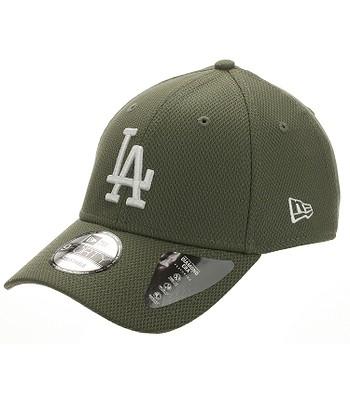 Kappe New Era 9FO Diamond Era Essential MLB Los Angeles Dodgers - New Olive - men´s