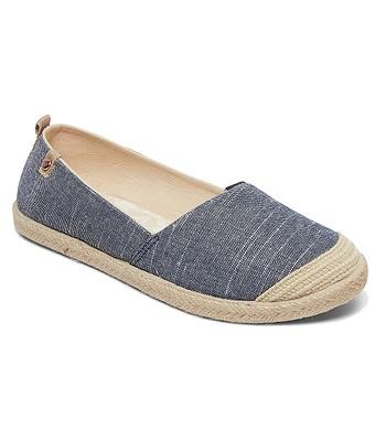 chaussures Roxy Flora II - 4BI/Blue Indigo - women´s