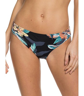 Badeanzug Roxy PT Beach Classics Full Bottom - KVJ6/Anthracite Tropicoco S - women´s