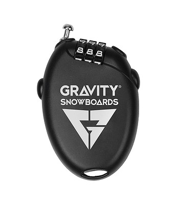 lock Gravity SNB Lock - Black