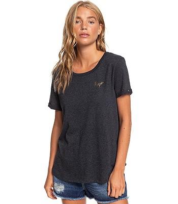 T-shirt Roxy Oceanholic - KVJ0/Anthracite - women´s