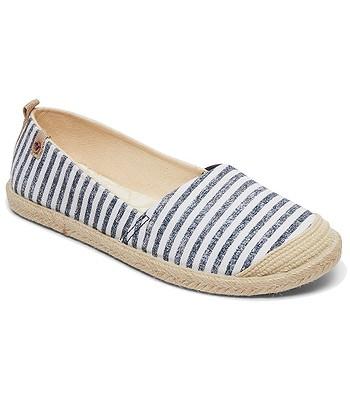 chaussures Roxy Flora II - UWP/Blue/White Print - women´s