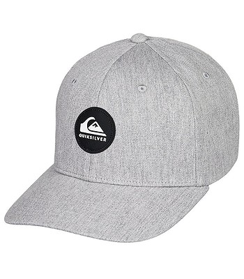 czapka z daszkiem Quiksilver Super Unleaded Snapback - SJSH/Light Gray Heather