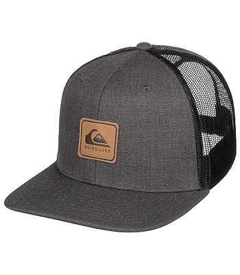 cap Quiksilver Easy Does It Trucker - KVJ0/Black - men´s