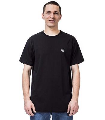 T-shirt Horsefeathers Stock - Black