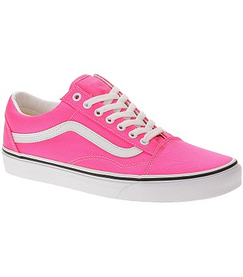 shoes Vans Old Skool - Neon/Knockout Pink/True White