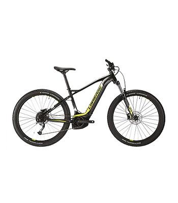 Elektrobicykel Lapierre Overvolt HT 5.4 - Black/Yellow