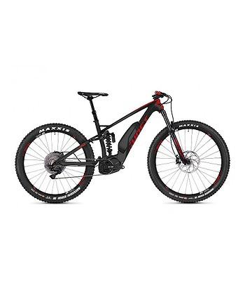 Elektrobicykel Ghost Slamr S6.7+ - Black/Red