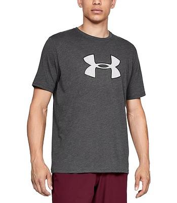 T-shirt Under Armour Big Logo - 019/Charcoal Medium Heather - men´s