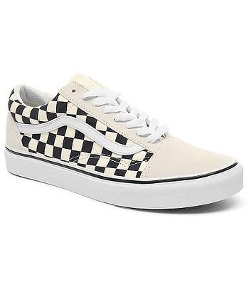 Schuhe Vans Old Skool - Checkerboard/White/Black