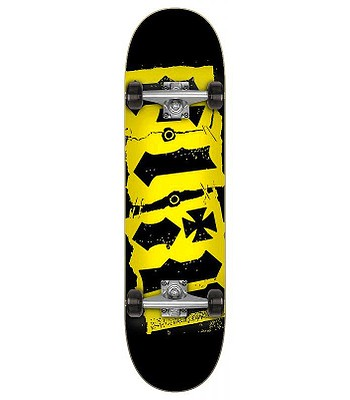 Skateboard Flip Team Destroyer Complete - Black