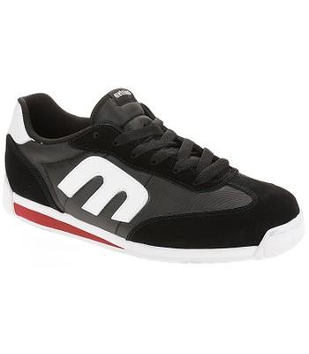 chaussures Etnies Lo-Cut CB - Black/Red/White - men´s