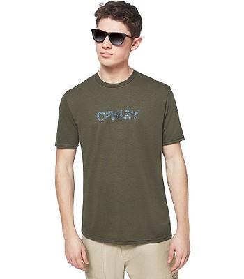 tričko Oakley Camo B1B Logo - New Dark Brush