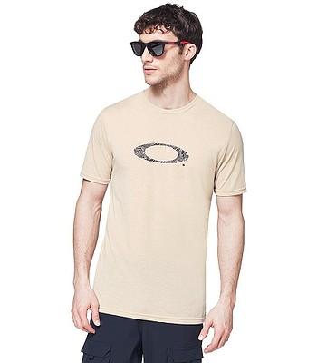 tričko Oakley Ellipse Camo Lines - Safari