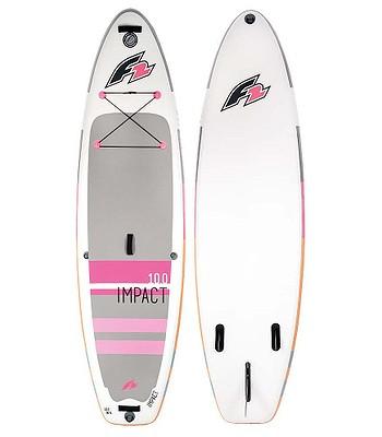 """Paddleboard F2 Impact 10'0""""x33""""x5"""" - Pink"""
