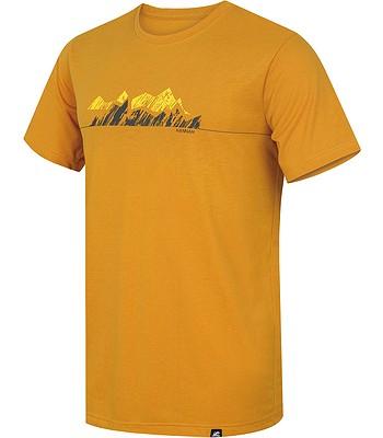 tričko Hannah Bite - Golden/Yellow