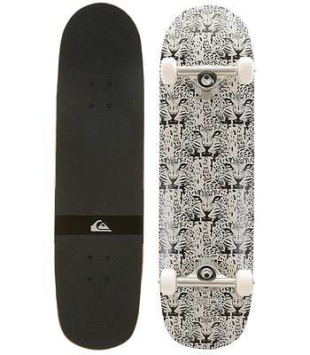 Skateboard Quiksilver Eyes On Me Complete - SFV0/Steel