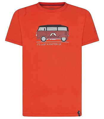 tričko La Sportiva Van - Poppy