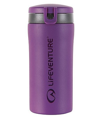 thermocup Lifeventure Flip-Top Thermal - Purple