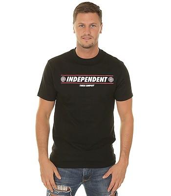 tričko Independent Shear - Black