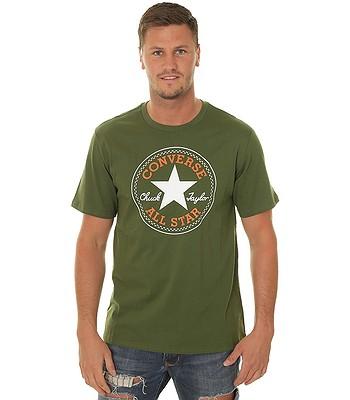 T-Shirt Converse Chuck Patch/10007887 - A34/Cypress Green - men´s