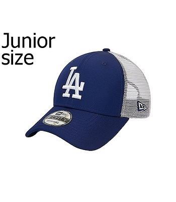 casquette New Era 9FO Summer Trucker MLB Los Angeles Dodgers Youth - Official Team Color - unisex junior