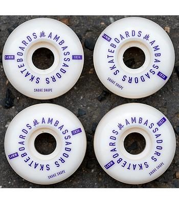 roues Ambassadors Minimal V2 - Purple