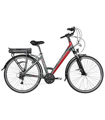 elektrobicykel LOVELEC Maia 468 Wh - Black/Red