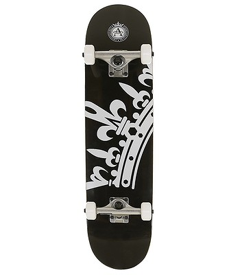 skateboard Ambassadors White Crown Complete - Black/53