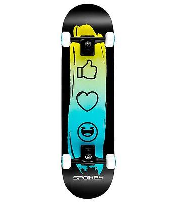 skateboard Spokey Like Complete - K927056/Assorted