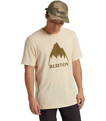 T-Shirt Burton Classic Mountain High - Créme Brulée - men´s