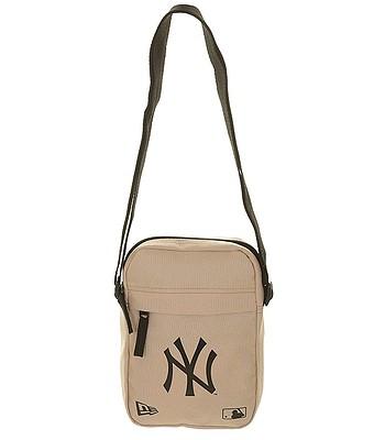 taška New Era Side MLB New York Yankees - Beige
