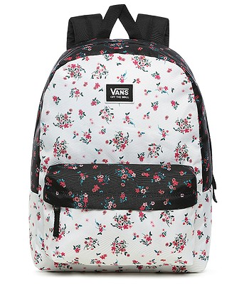 backpack Vans Realm Classic - Beauty Floral Patchwork - women´s