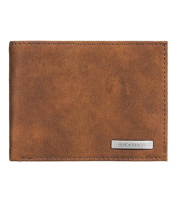 peňaženka  Quiksilver Bridgies IV - CSD0/Chocolate Brown