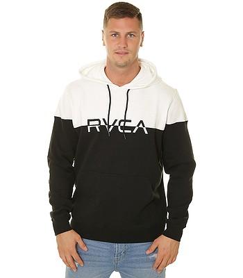 Sweatshirt RVCA Ace Clr Blk - Black/White - men´s