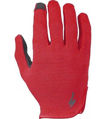 rukavice Specialized Lo Down - Flo Red