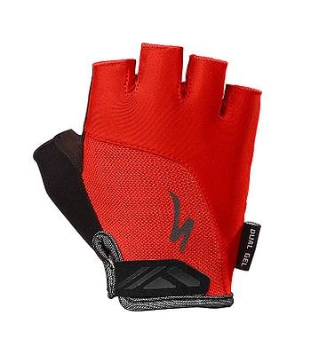 rukavice Specialized Body Geometry Dual Gel SF - Red