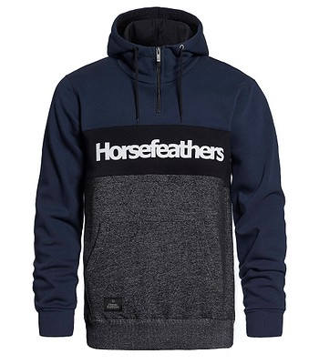 Sweatshirt Horsefeathers Riggs - Eclipse - men´s