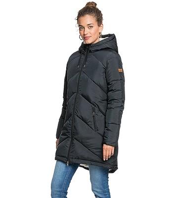 jacket Roxy Storm Warning - KVJ0/Anthracite - women's