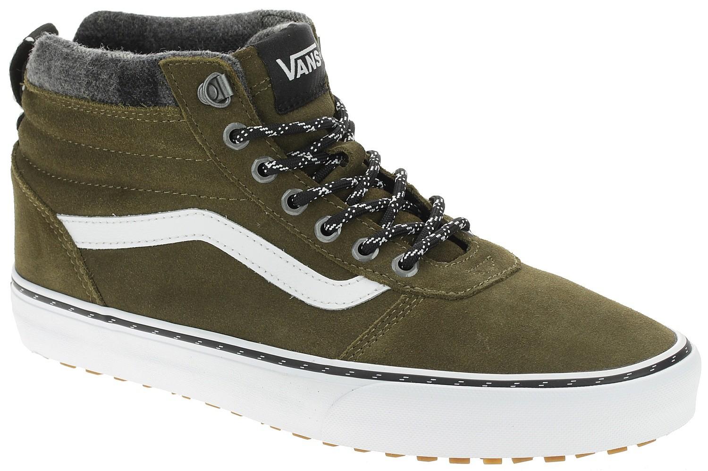 shoes Vans Ward Hi MTE - Outdoor/Military Olive/Black - men´s ...
