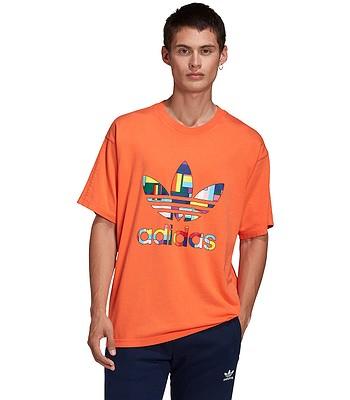 T-Shirt adidas Originals Flag Fill - Traora/Multicolor - men´s