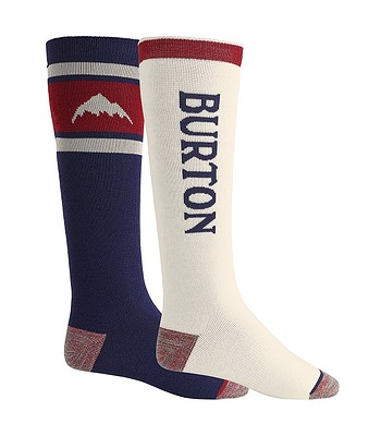 Socken Burton Weekend 2 Pack - Mood Indigo - men´s