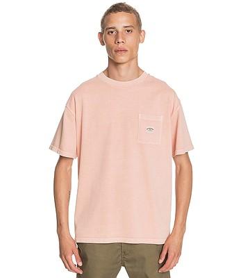 T-Shirt Quiksilver Itinga - MKT0/Desert Pink - men´s